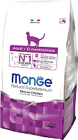Корм для кошек Monge Daily Line Adult Rich in Chicken (1.5кг) -
