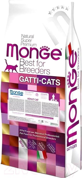 Купить Корм для кошек Monge, Daily Line Adult Rich in Chicken (10кг), Италия