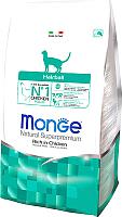 Корм для кошек Monge Functional Line Hairball Rich in Chicken (400г) -
