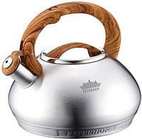 Чайник со свистком Peterhof PH-15635 -
