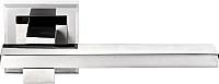 Ручка дверная Morelli Shape DIY MH-38 SC/CP-S -