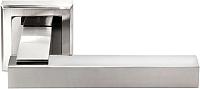 Ручка дверная Morelli Piquadro DIY MH-37 SN/BN-S -