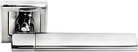 Ручка дверная Morelli Agbar DIY MH-21 SC/CP-S -