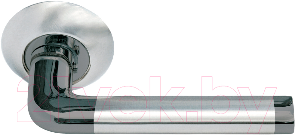 Купить Ручка дверная Morelli, Колонна DIY MH-03 SN/BN, Китай