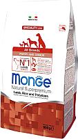 Корм для собак Monge Speciality Puppy&Junior All Breeds Lamb&Rice (0.8кг) -