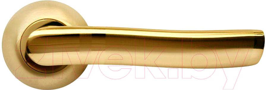 Купить Ручка дверная Rucetti, RAP 3 SG/GP, Китай
