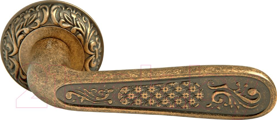Купить Ручка дверная Rucetti, RAP-CLASSIC 1 OMB, Китай