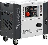 Дизельный генератор Daewoo Power DDAE 10000DSE-3 (в кожухе) -