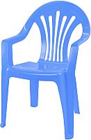 Стул детский Альтернатива М2525 (голубой) -