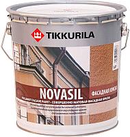 Краска Tikkurila Новасил MRA Базис (9л) -