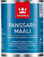 Краска Tikkurila Панссаримаали Базис C (900мл) -