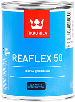 Краска Tikkurila Реафлекс 50 (800мл, белый) -