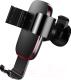 Держатель для портативных устройств Baseus Metal Age Gravity SUYL-D01 (черный) -