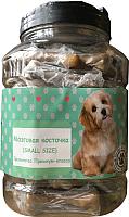 Лакомство для собак O'dog Мозговая косточка мини (75шт, 750г) -