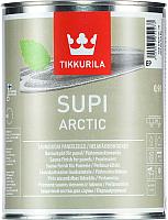 Защитно-декоративный состав Tikkurila Супи Арктик EP (900мл) -