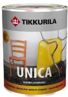 Краска Tikkurila Уника 0209 Алюминиевая (1л) -