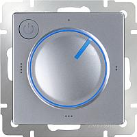 Терморегулятор для теплого пола Werkel WL06-40-01 (серебристый) -