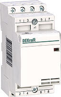 Контактор Schneider Electric DEKraft 18053DEK -