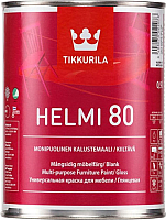 Краска Tikkurila Хелми Глянцевый Базис C (900мл) -