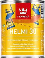 Краска Tikkurila Хелми Полуматовый Базис C (900мл) -