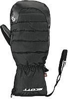 Варежки лыжные Scott Ultimate Down / 2444670001 (S/006, черный) -