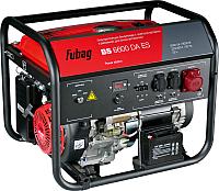 Бензиновый генератор Fubag BS 6600 DA ES (838799) -