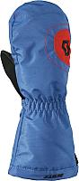 Варежки горнолыжные Scott Ultimate Tot / 2444880003 (S/006, синий) -
