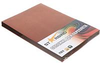 Обложки для переплета Starbind A4 0.20mm / CPA4Br200SB (100шт, коричневый) -