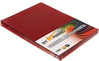 Обложки для переплета Starbind A4 0.20mm / CPA4Rd200SB (100шт, красный) -