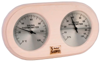 Термогигрометр для бани Sawo 222-THA -