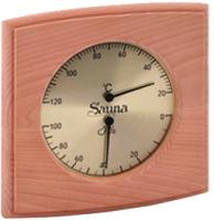 Термогигрометр для бани Sawo 285-THD (10шт) -