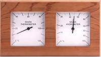 Термогигрометр для бани Sawo 224-THD (10шт) -
