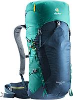 Рюкзак туристический Deuter Speed Lite 26 / 3410618 3231 (Navy/Alpinegreen) -