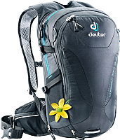 Рюкзак велосипедный Deuter Compact EXP 10 SL / 3200115 7000 (Black) -