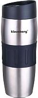Термокружка Klausberg КВ-7100 (черный) -