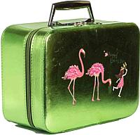 Кейс для косметики MONAMI CX7468-2 (зеленый) -