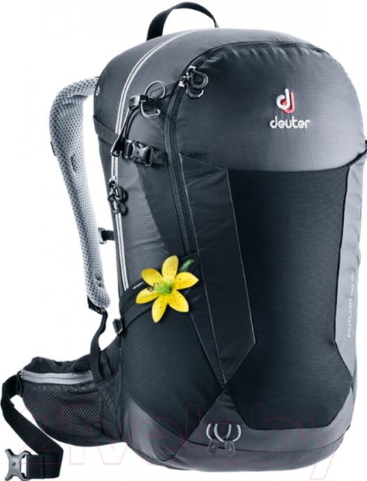 Купить Рюкзак Deuter, Futura 26 SL 2019-20 / 3400418 7000 (Black), Германия, нейлон