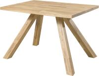 Обеденный стол Stanles Декстер 4 (отбеленный дуб) -
