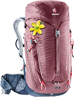 Рюкзак туристический Deuter Trail 28 SL / 3440419 5322 (Maron/Navy) -