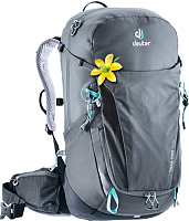 Рюкзак туристический Deuter Trail Pro 30 SL / 3441019 4701 (Graphite/Black) -