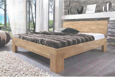 Каркас кровати Stanles Сара 120x200 (отбеленный дуб)