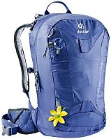 Рюкзак туристический Deuter Freerider Lite 22 SL / 3303019 3049 (Indigo) -