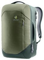 Рюкзак туристический Deuter Aviant Carry On 28 / 3510020 2243 (Khaki/Ivy) -