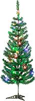 Ель искусственная Green Year Зеленая New 1.2м со светодиодной гирляндой 303-019 -