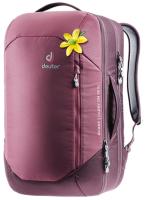 Рюкзак туристический Deuter Aviant Carry On 28 SL / 3510120 5543 (Maron/Aubergine) -
