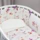 Комплект в кроватку Perina Акварель Oval АО6 -