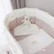 Комплект в кроватку Perina Эстель Oval 125x75 / ЭО7 -