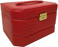 Шкатулка MONAMI CX8918 (красный) -