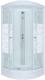 Душевая кабина Triton Стандарт А Узоры с душевым набором ДН4 100x100 -
