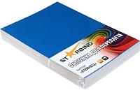 Обложки для переплета Starbind A4 / CCGA4Bu250SB (100шт, глянец голубой) -